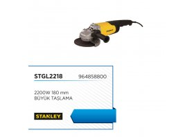 Büyük taşlama 2200w 180 mm - STANLEY