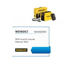 Kaynak makinesi 160a inverter mma - STANLEY