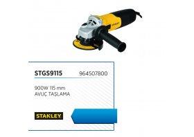 Avuç taşlama 900w 115 mm - STANLEY