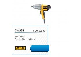 Somun sıkma makinesi 710w 3/7' - DEWALT