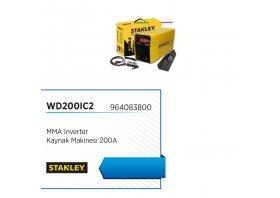 Kaynak makinesi 200a inverter mma - STANLEY