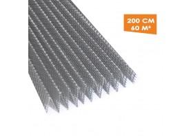 Plise Sineklik Tülü 200cm 60M²