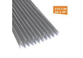 Plise Sineklik Tülü 210cm 52,5M²