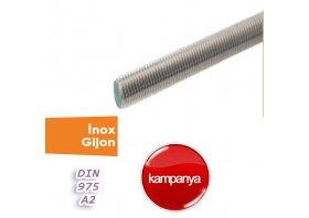 İnox Gijon Din 975 / A2