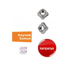 Kaynak Somun DIN 928
