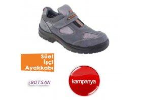 Süet İşçi Ayakkabıları( Botsan )