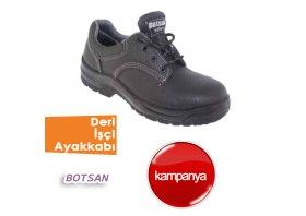 Deri İşçi Ayakkabıları( Botsan )