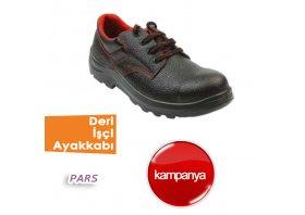 Deri İşçi Ayakkabıları( Pars )