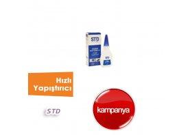 Hızlı Yapıştırıcı STD