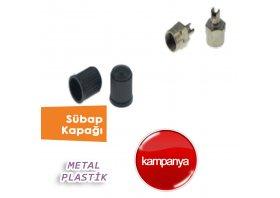 Sübap Kapağı Metal - Plastik